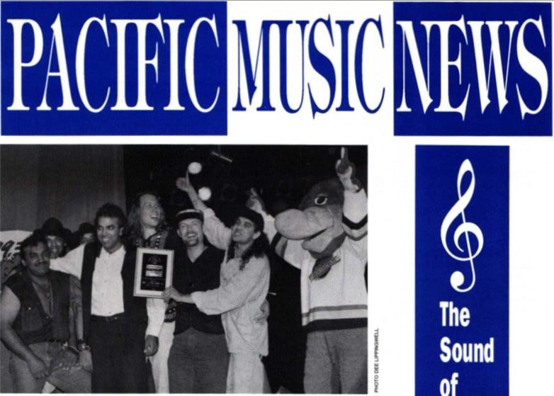 Pacific Music News